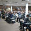 Der US-Amerikaner Patrick D. Cowden sprach bei der Jahresabschluss-Kooperationsveranstaltung von der IHK Bodensee-Oberschwaben und dem regionalen BME über notwendige Änderungen in der Unternehmenskultur. Bild: IHK/Derek Schuh