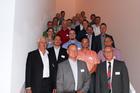 Interessante Betriebsbesichtigung: BME-Delegation Bodensee-Oberschwaben bei Zumtobel. Foto: BME